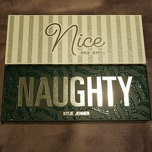 Kylie Cosmetics Naughty & Nice Eye